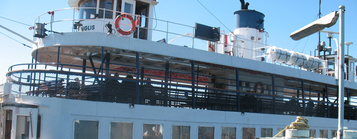 Toronto Island Ferry Hours